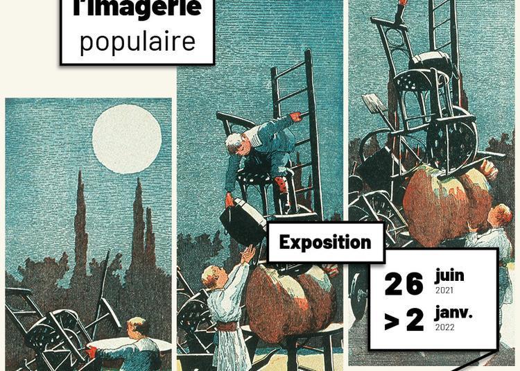 Aux origines de la bande dessinée, l'imagerie populaire à Epinal