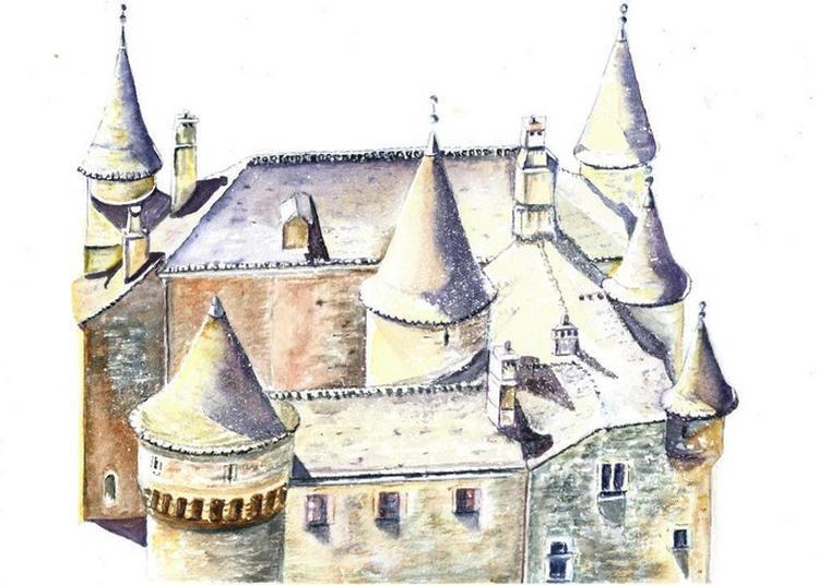 Aux Origines De La Seigneurie D'altier, Le Manuscrit Retrouvé De 1322 à Altier