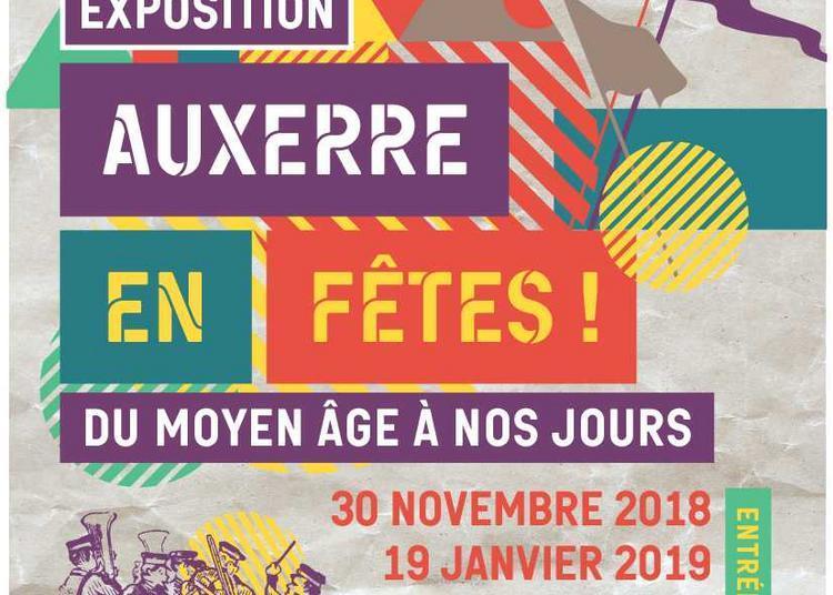 Auxerre en fêtes !