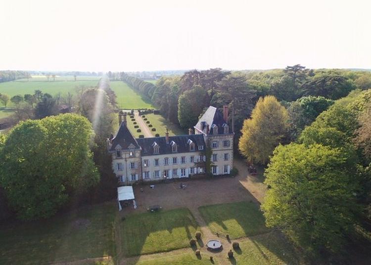Auzon, Un Parc Agricole Et Paysager À La Mode De La Restauration à Lucenay les Aix