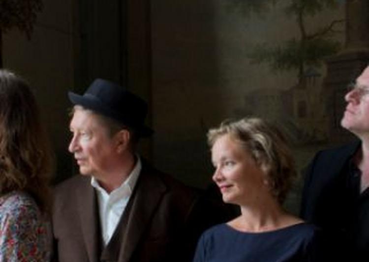 Avalanche Quartet - Leonard Cohen Songs à Rennes