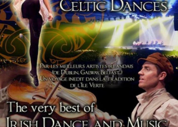 Avalon Celtic Dances à Saint Chely d'Apcher