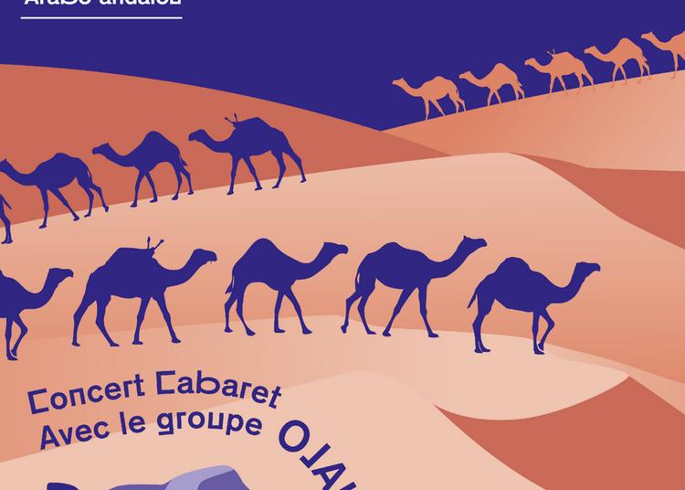 Avant-Goût l'Accordéon Plein Pot! - Concert Cabaret arabo-andalou à Saint Quentin la Poterie