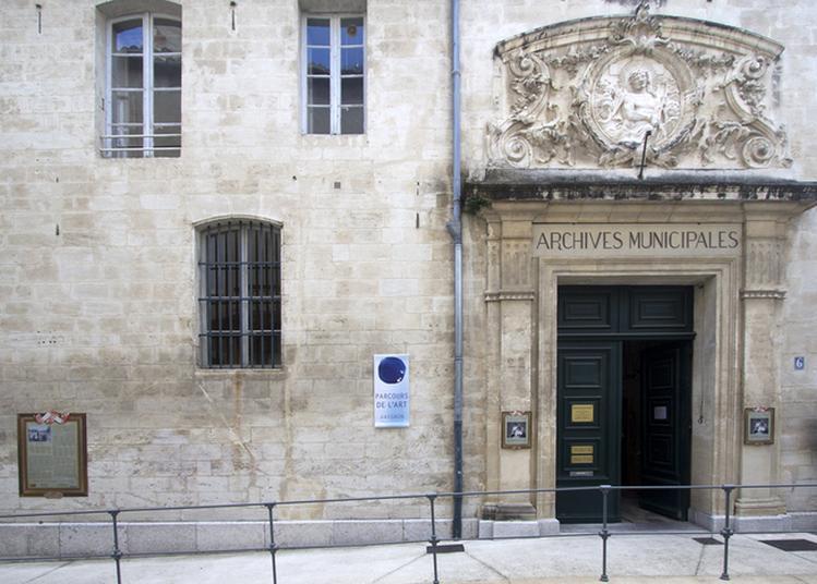 Avant Les Archives, Le Mont-de-piété à Avignon