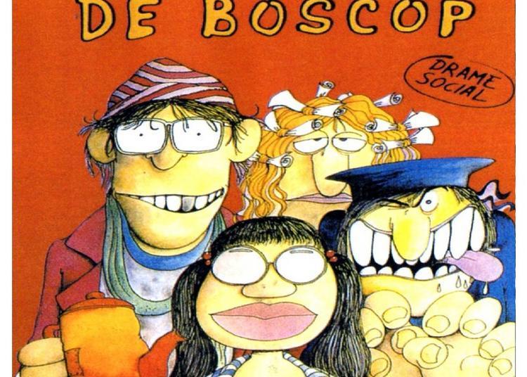Avant-première : Le Graphique de Boscop de Georges et Sotha Dumoulin à Lyon