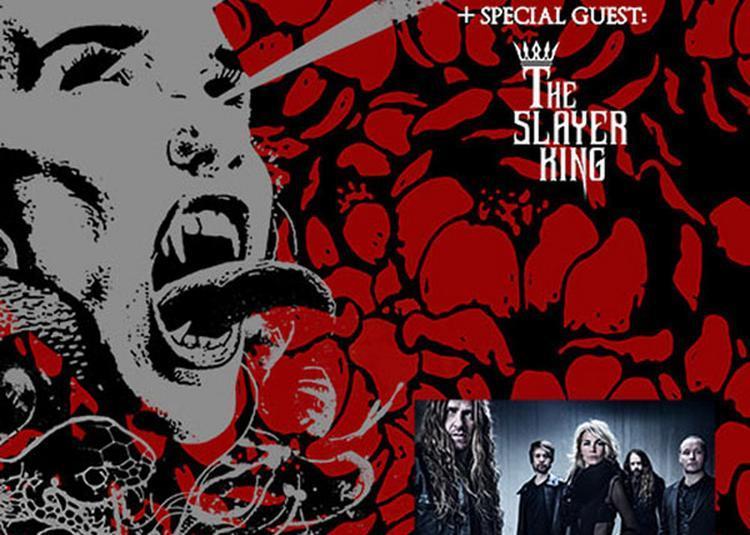 Avatarium + The Slayerking à Paris 19ème