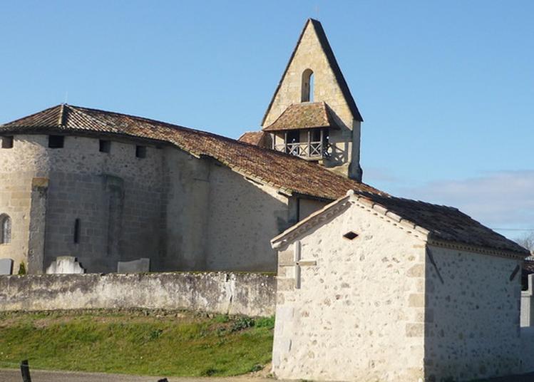 Avec L'énigme, Découvrez Les Sites Et Monuments Du Bazadais (cistes) à Gajac
