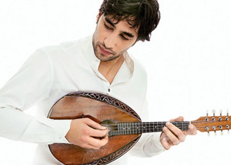 Avi Avital, Ohad Ben-Ari à Paris 8ème