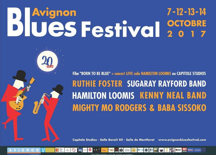 Avignon Blues Festival - H.Loomis / Kenny Neal
