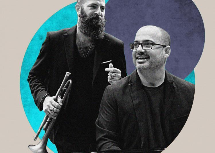 Avishai Cohen & Yonathan Avishai - Playing the Room à Marseille