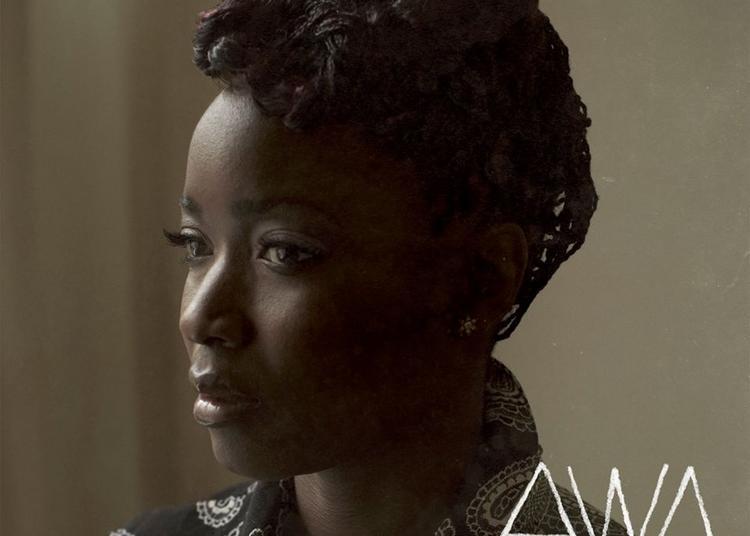 Sandra Nkake + Awa Ly à Serignan