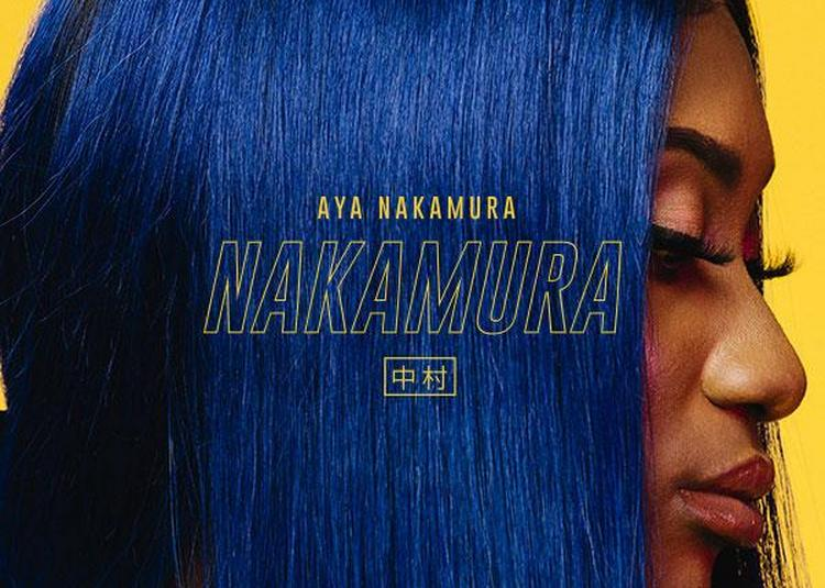 Aya Nakamura à Le Lavandou