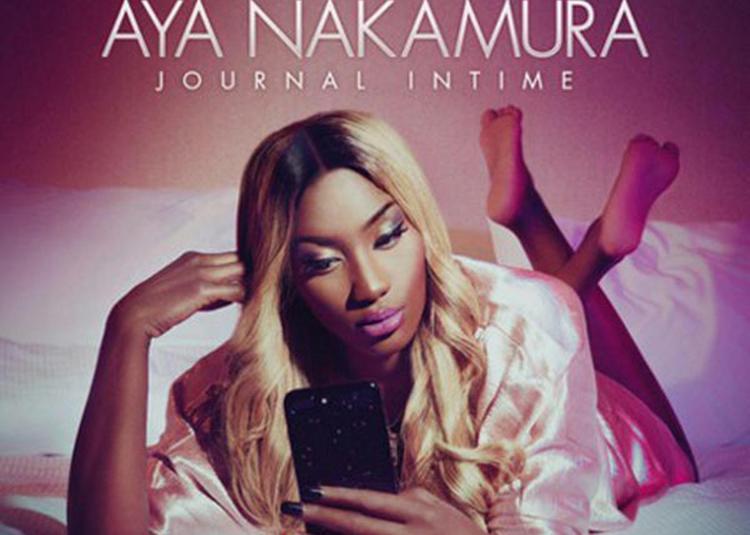 Aya Nakamura à Bordeaux