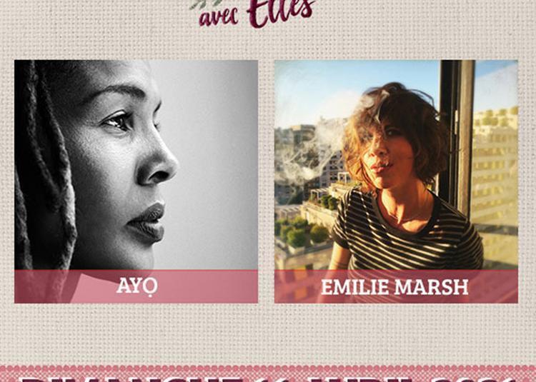 Ayo   Emilie Marsh à Le Garric