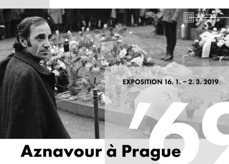 Aznavour à Prague ´69 / Adieux à Palach à Paris 6ème