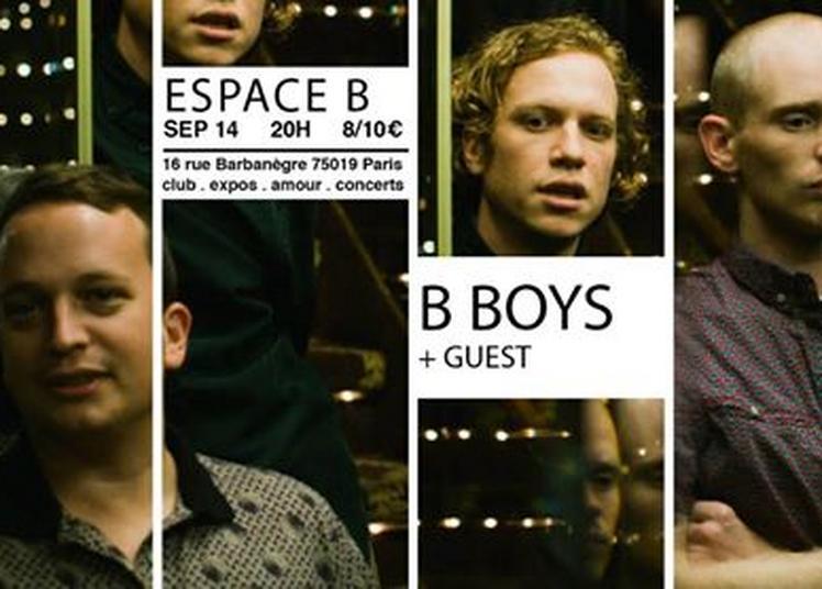 B Boys + Guest à Paris 19ème