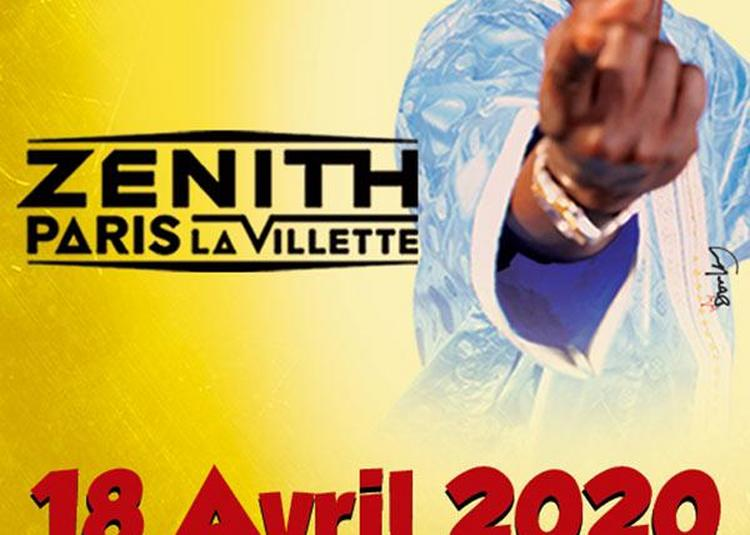 Baaba Maal à Paris 19ème