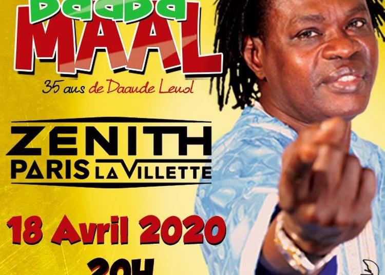 Baaba Maal - Zenith-paris à Paris 19ème