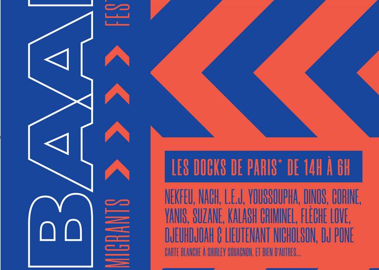 BAAM Migrants Festival 2019
