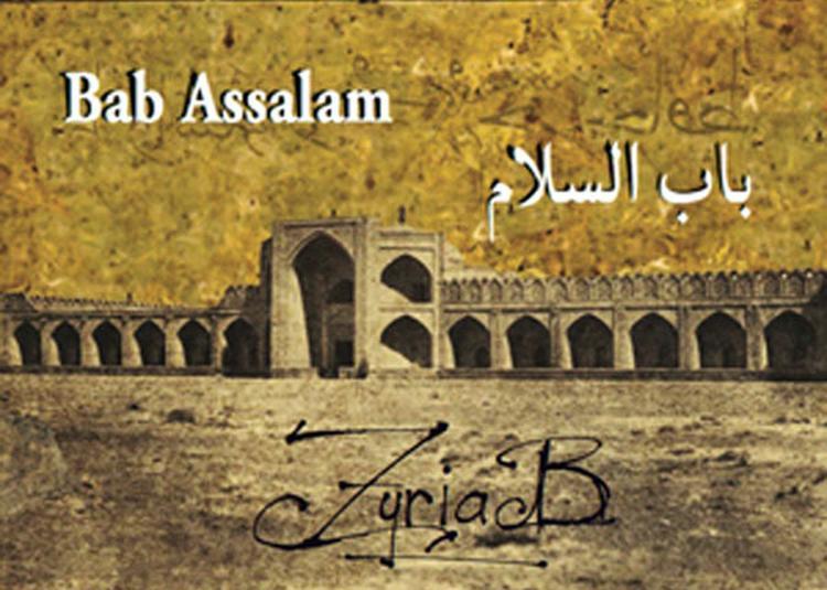 Bab Assalam Le Voyage De Zyriab, à Dijon