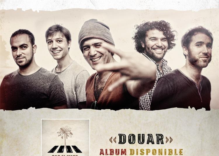 Bab El West Au Festival Jazz Au Coeur Et Guitare à L'âme à Issy les Moulineaux