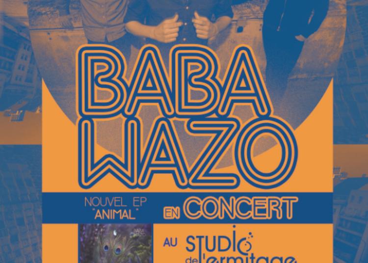 Baba Wazo Présente « Animal » à Paris 20ème