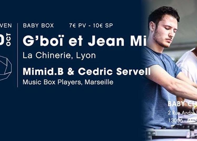 Baby Box #1 | G'boi Et Jean Mi [la Chinerie] à Marseille