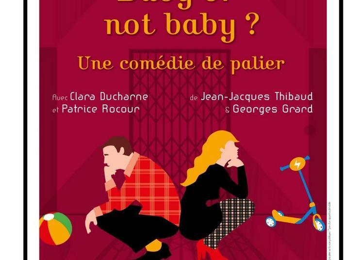 Baby or not baby... Une comédie de palier totalement irrésistible à Avignon
