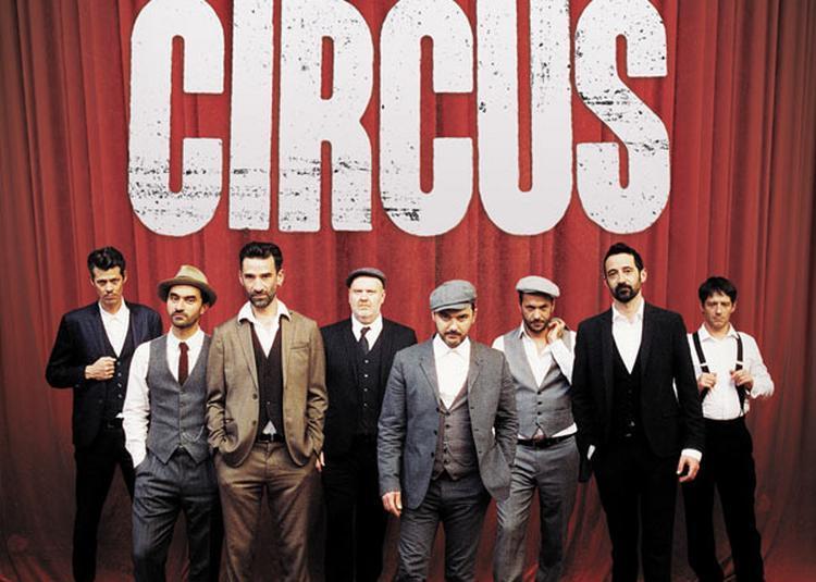 Babylon Circus à Paris 18ème