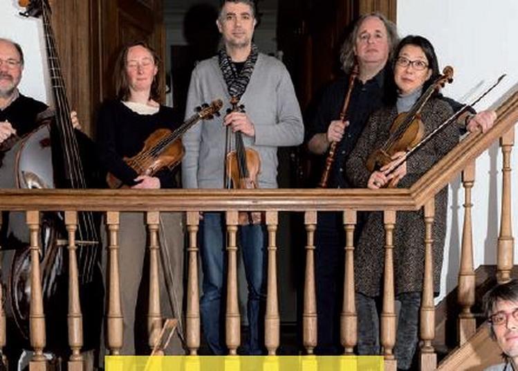 Bach, Le désir èternel à Amilly
