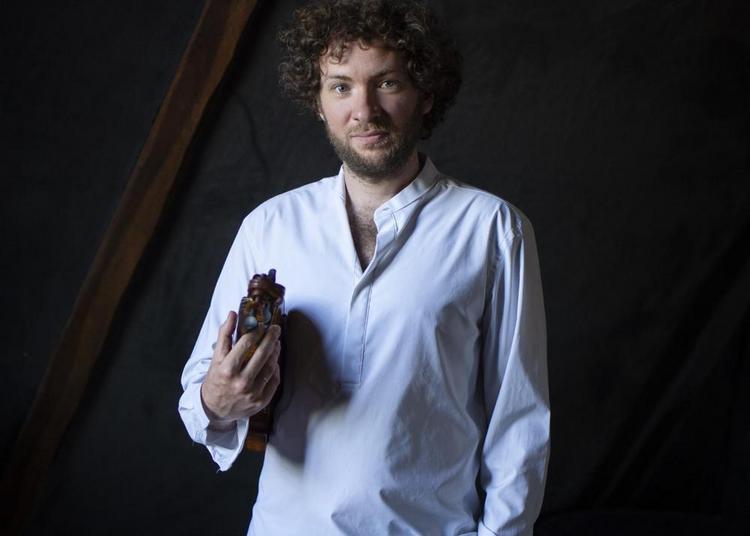 Bach - Pierre Fouchenneret à La Gaudaine