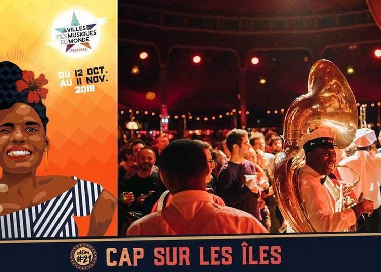 Back From Nola Party - Villes Des Musiques Du Monde à Paris 11ème