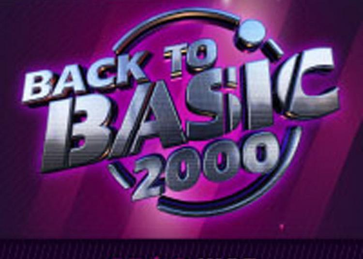 Back To Basic 2000 - Initialement prévu le 05/12/2020 à Nice