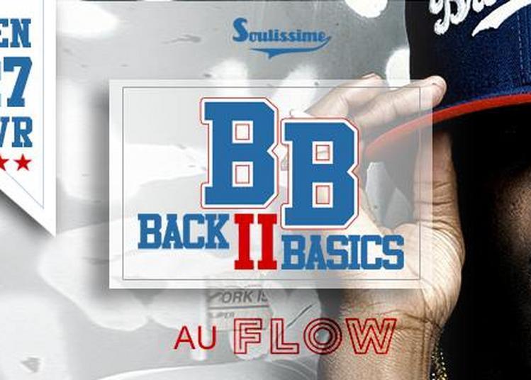Back To Basics à Paris 7ème