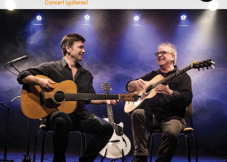 « Back to Celtic Guitar » avec Jean-Félix Lalanne & Soïg Sibéril à Tregunc