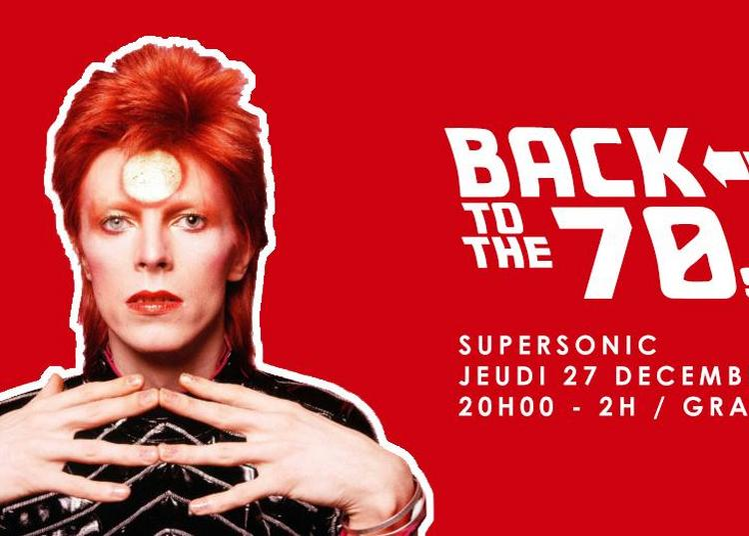 Back To The 70s à Paris 12ème