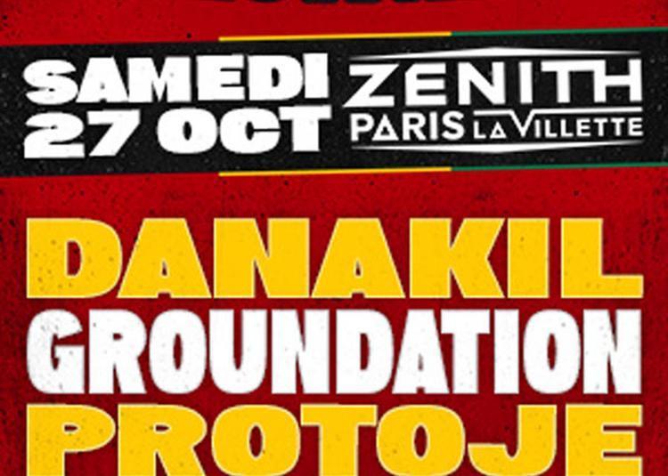 Baco Reggae Festival à Paris 19ème