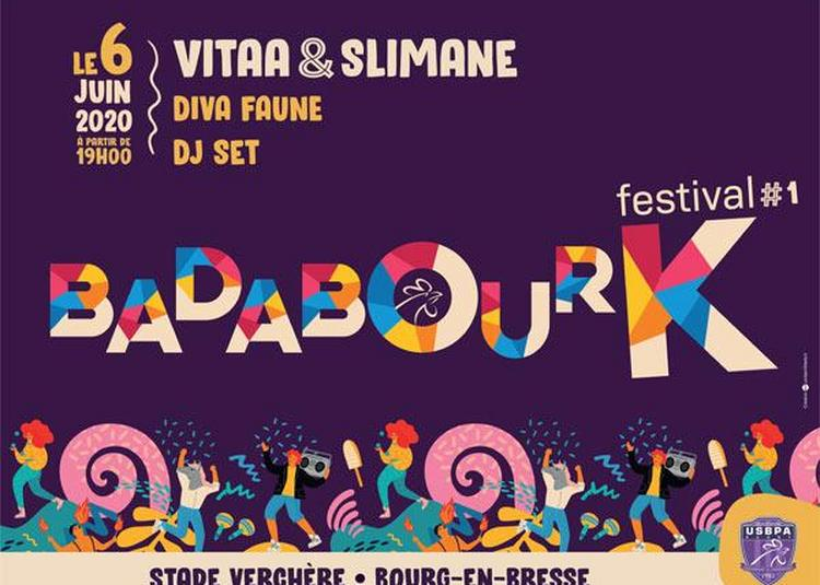 Festival Badabourk à Bourg en Bresse