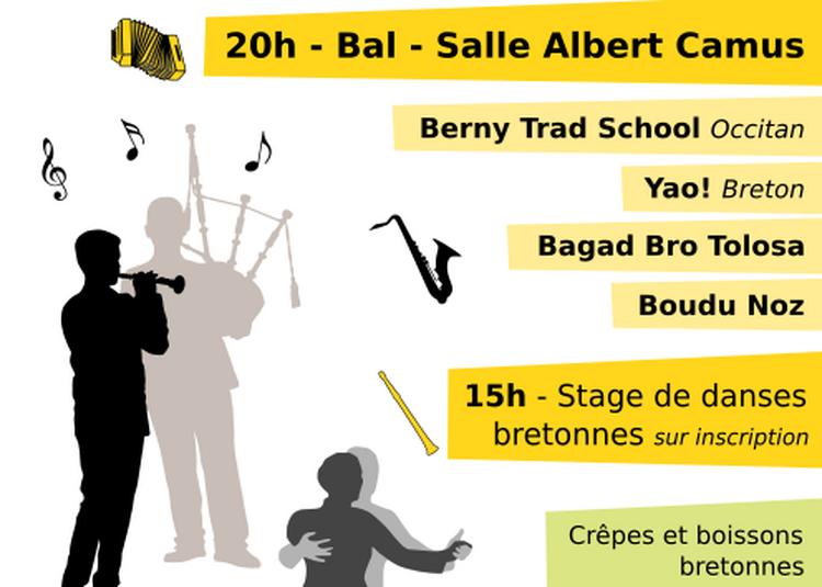 Bal Breton - Occitan / Fest-Noz - Balèti à Cugnaux