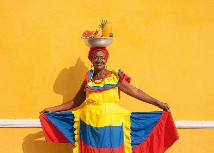 Bal Latino Spécial Colombia (Fiesta Nacional 20 Julio) ! à Paris 11ème