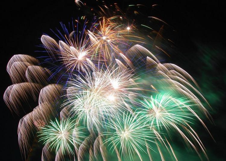 Bal populaire et feu d'artifice à La Barre de Monts