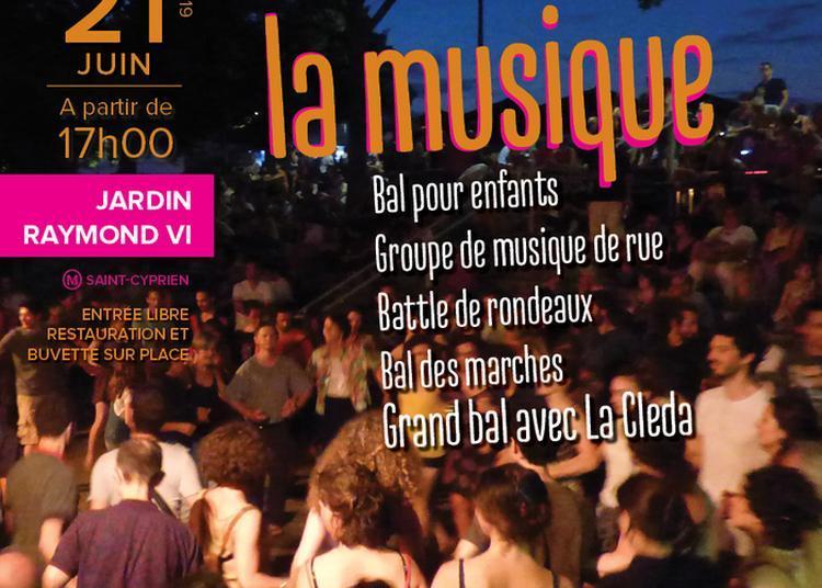 Bal Pour Enfants / Groupe De Musique De Rue à Toulouse