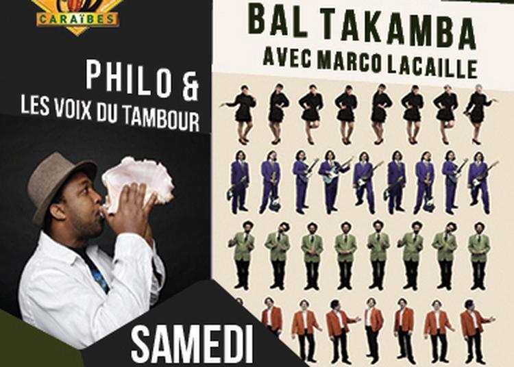 Afro Caraïbeen et Bal Tropical à Guecelard