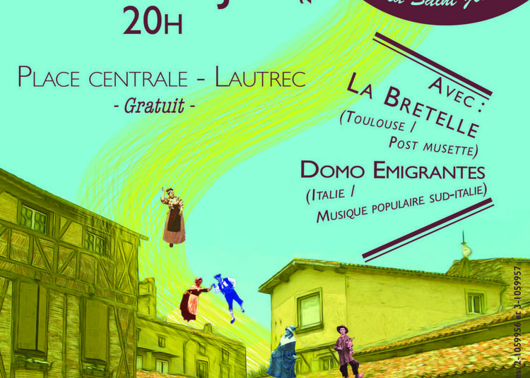 La Bretelle Domo Emigrantes à Lautrec