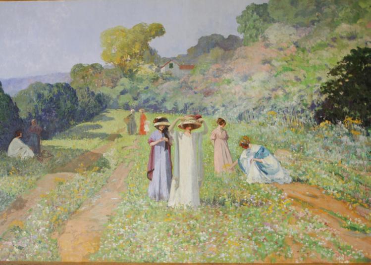Balad'arts: Peintures Et Artistes à L'hôtel De Ville à Epinay sur Seine