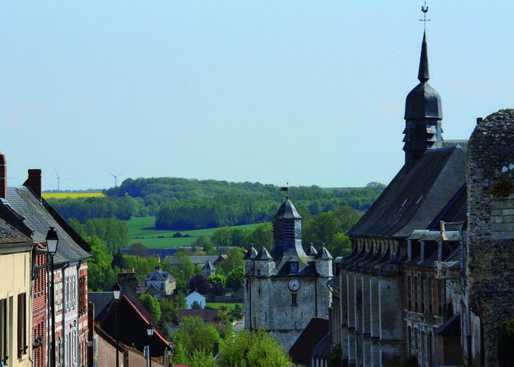 Balade Commentée : À La Découverte Des Richesses De La Ville Médiévale à Saint Riquier