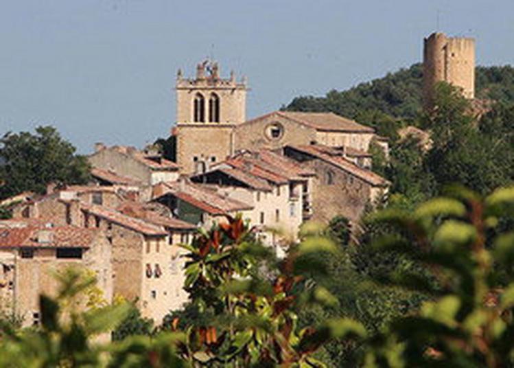 Balade Commentée De La Cité D'aurignac à Aurignac