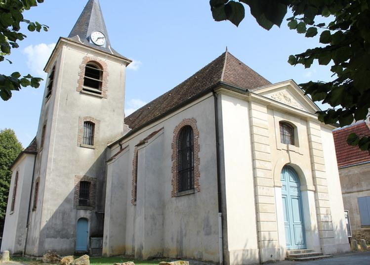 Balade Commentée Et Accompagnée Des 3 Églises à Conches sur Gondoire