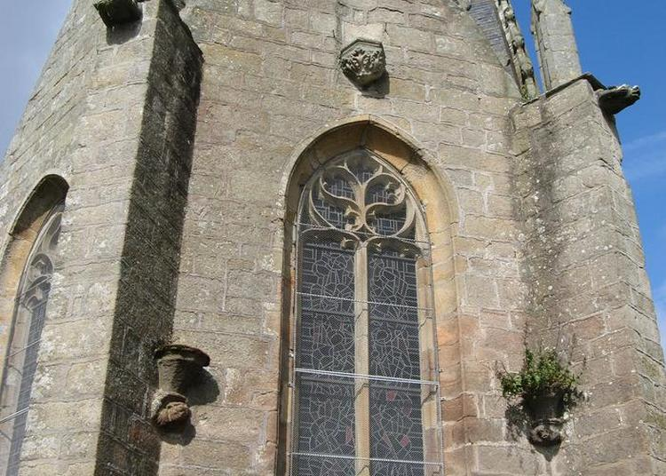 Balade De La Chapelle Saint-christophe À L'enclos Du Port à Lorient