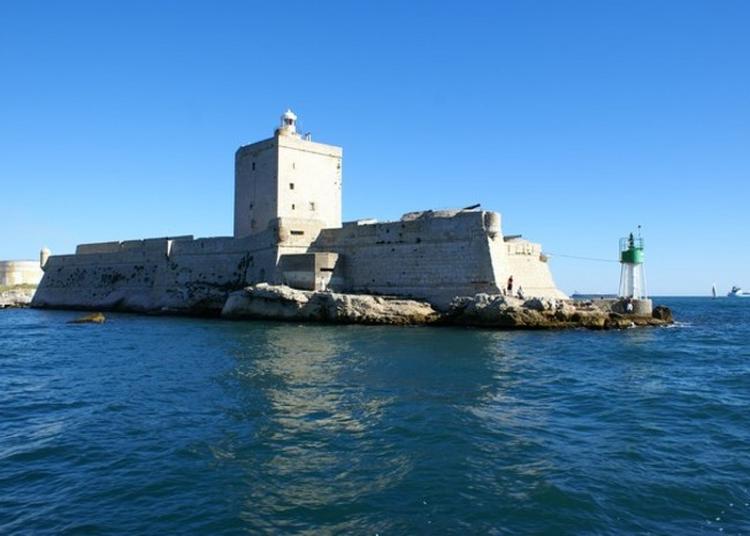 Balade En Bateau Au Fort De Bouc à Port de Bouc